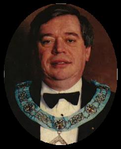 W. Bro. Douglas Morris