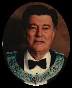 W. Bro. Ernest McIntyre