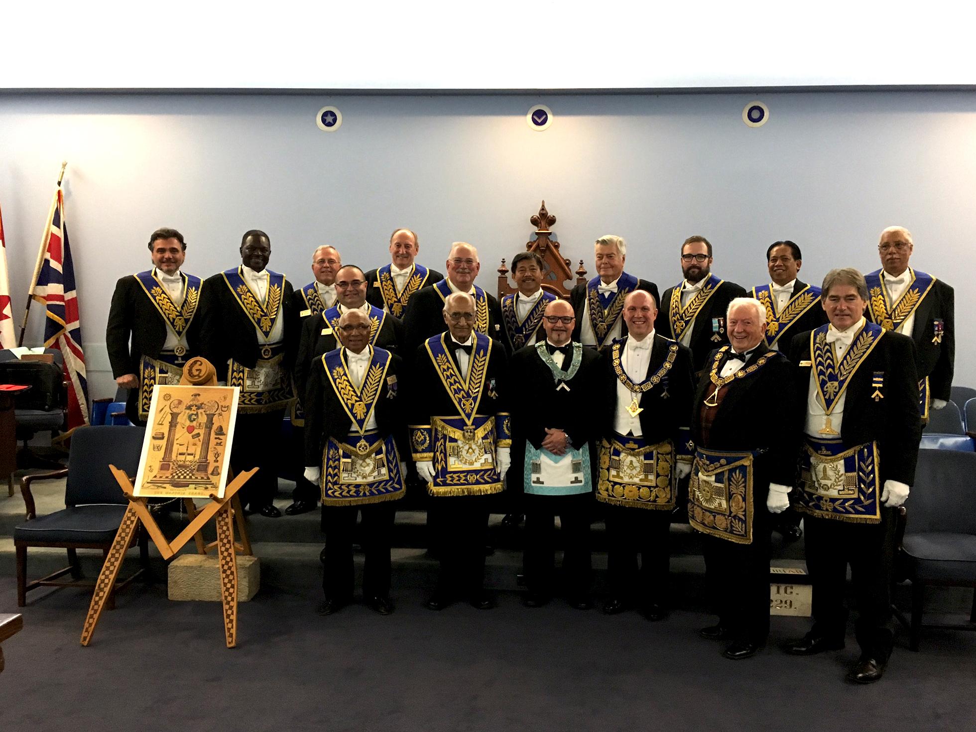 Grand Lodge Night - Chinguacousy