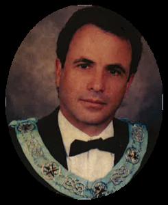 W. Bro. Harrold Rudin