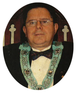 W. Bro. Murray Morton