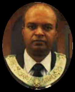 W. Bro. Sam Kiriwattuduwa