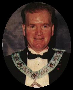W. Bro. Sid Forrester