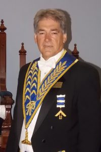 R.W. Bro. Terrance H.R. Van Horne